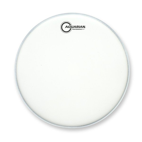 "Aquarian Aquarian Performance II Series Texture Coated 13"" (2-Ply) Drumhead"