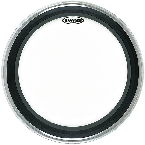 """Evans Evans EMAD Clear 20"""" Bass Drumhead"""