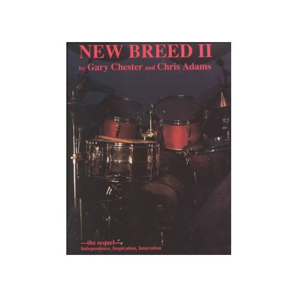 Hal Leonard The New Breed II by Gary Chester and Chris Adams; Book