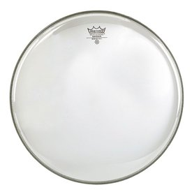 "Remo Remo Clear Emperor 15"" Diameter Batter Drumhead"