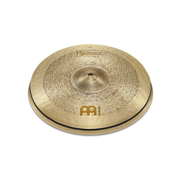 "Meinl Meinl Byzance Jazz 14"" Tradition Hi Hat Cymbals"