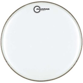 "Aquarian Aquarian Super-2 Series Texture Coated 18"" (2-Ply) Drumhead"
