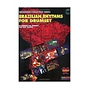 Brazilian Rhythms for Drumset by Duduka Da Fonseca and Bob Weiner; Book & CD