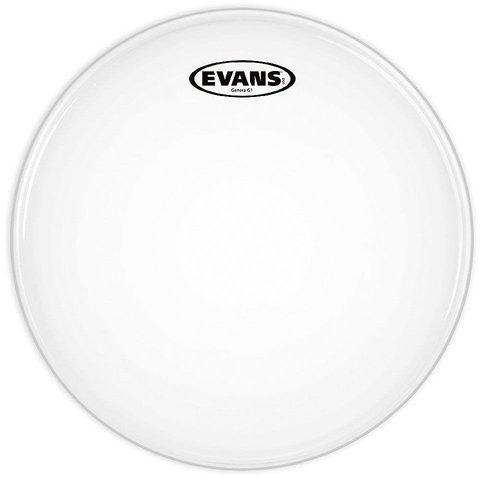 """Evans Genera G1 Coated 14"""" Drumhead (Boxed)"""
