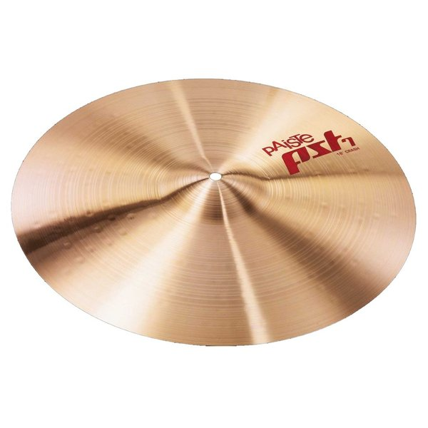 "Paiste Paiste PST7 Series 18"" Crash Cymbal"