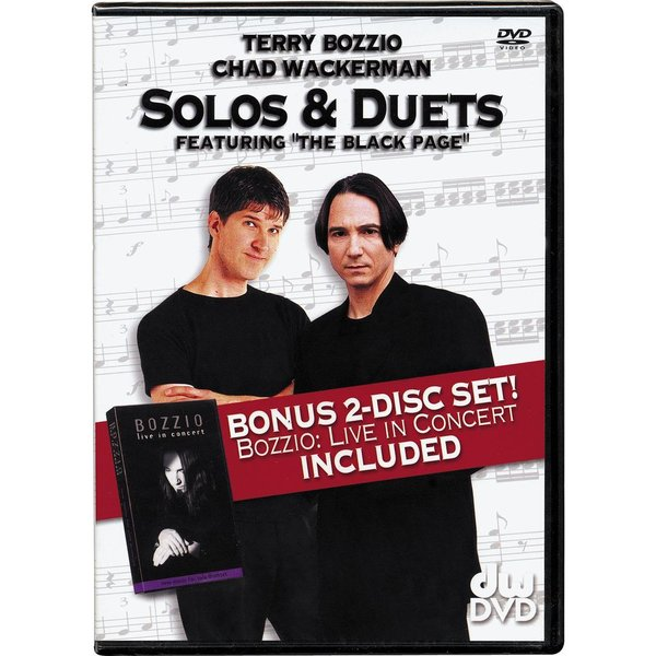 DW Terry Bozzio and Chad Wackerman: Solos and Duets DVD