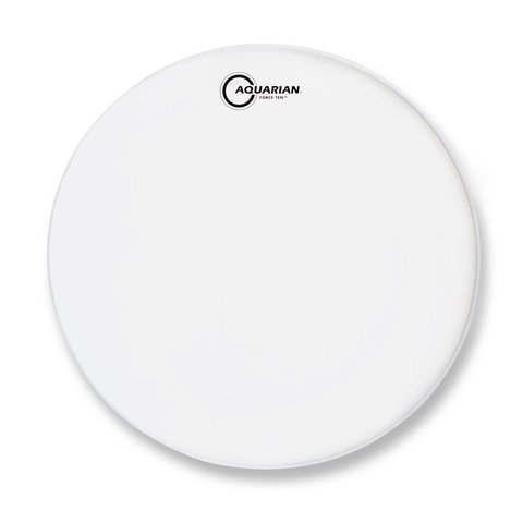 "Aquarian Force Ten Texture Coated 8"" Drumhead"