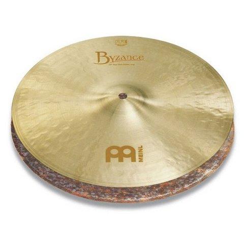 "Meinl Byzance Jazz 14"" Thin Hi Hat Cymbals"
