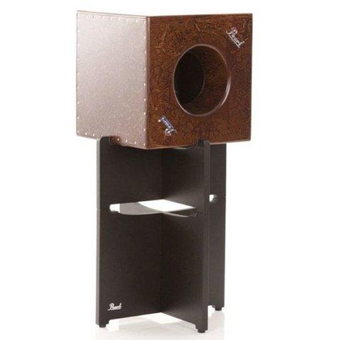 Pearl Cube Cajon - w/Fixed Snares; Carubinga