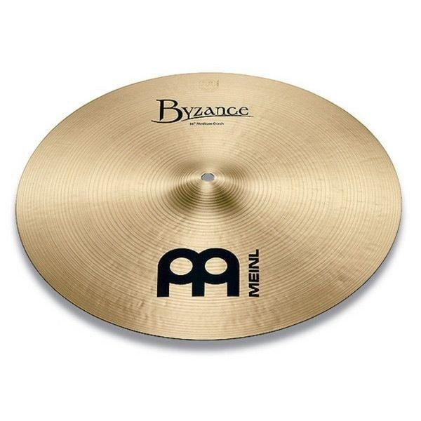 """Meinl Meinl Byzance Traditional 21"""" Medium Crash Cymbal"""