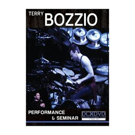 Alfred Publishing Terry Bozzio: Performance & Seminar DVD Set