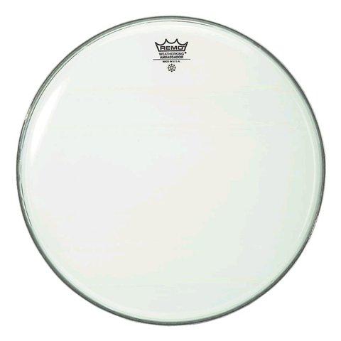 "Remo Smooth White Ambassador 14"" Diameter Batter Drumhead"