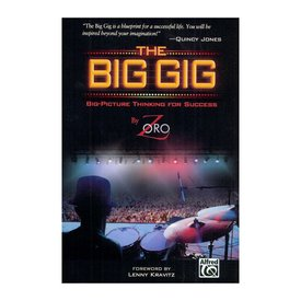 Alfred Publishing The Big Gig by Zoro; Book