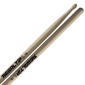 Regal Tip Regal Tip Classic Hickory Wood Tip 7B Drumsticks