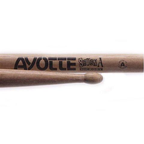 Ayotte Seven A Hickory Wood Tip drumsticks
