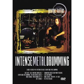 Hal Leonard George Kollias: Intense Metal Drumming DVD