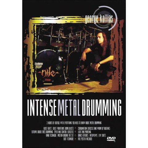 George Kollias: Intense Metal Drumming DVD