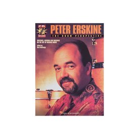 Hal Leonard The Drum Perspective by Peter Erskine; Book & CD
