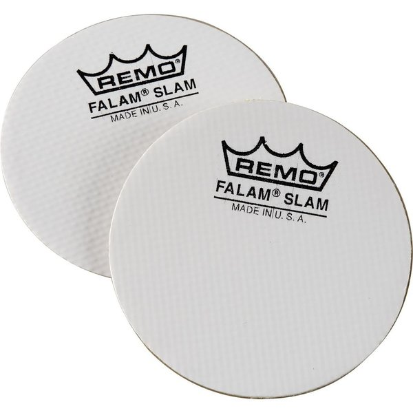"""Remo Remo Falam Slam Single Pedal Patch - 2.5"""" - 2-Pack"""