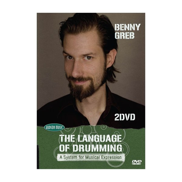 Hal Leonard Benny Greb: The Language of Drumming DVD