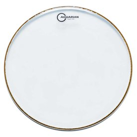 "Aquarian Aquarian Force Ten 10"" Drumhead - Clear"