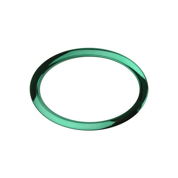 Bass Drum O's Bass Drum O's 6 Green Oval Drum O's