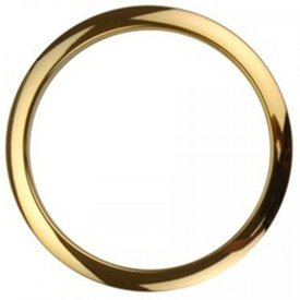 "Bass Drum O's Bass Drum O's 2"" Brass Drum O's/Tom Ports (2 Pack)"