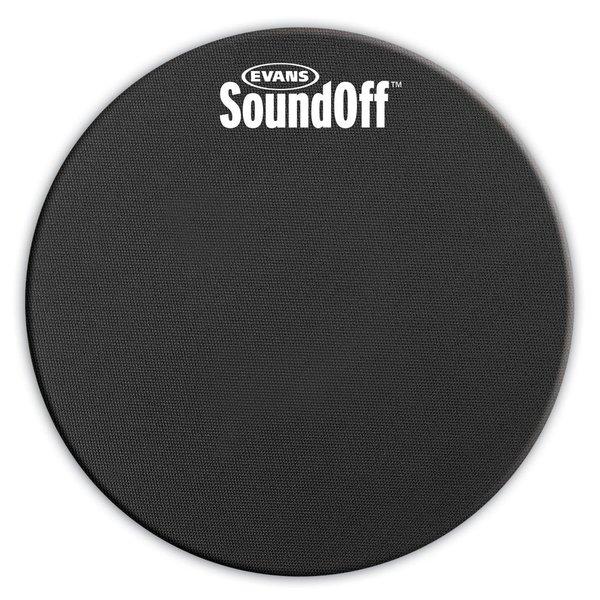 "Evans Evans SoundOff 14"" Snare/Tom Mute"
