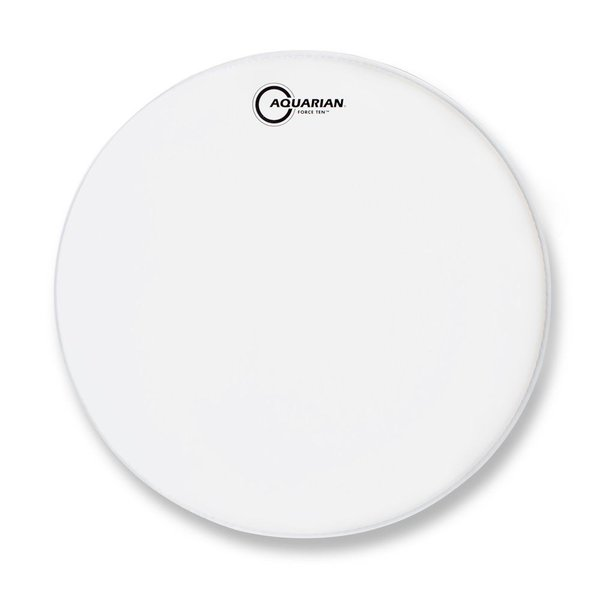 "Aquarian Aquarian Force Ten Texture Coated 12"" Drumhead"