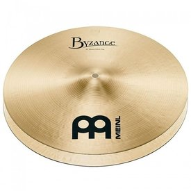 "Meinl Meinl Byzance Traditional 15"" Medium Hi Hat Cymbals"