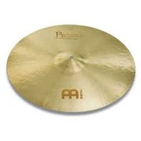 "Meinl Meinl Byzance Jazz 20"" Medium Thin Ride Cymbal"