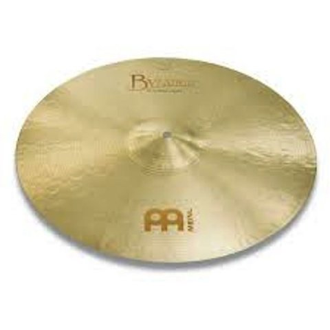 "Meinl Byzance Jazz 20"" Medium Thin Ride Cymbal"