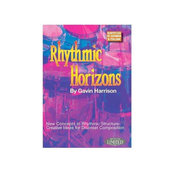 Hal Leonard Gavin Harrison: Rhythmic Horizons DVD