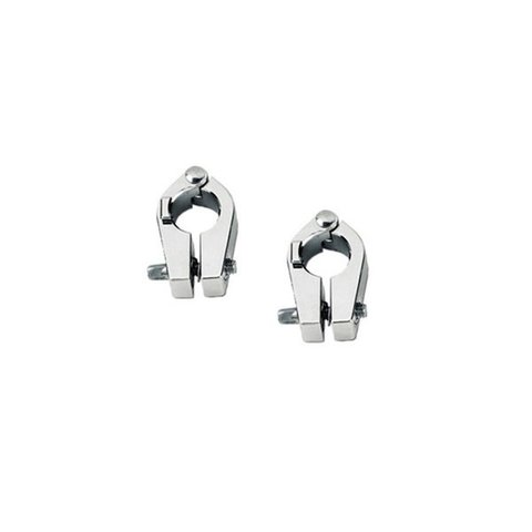 """DW 1/2"""" Hinged Style Memory Lock for Tube (2-Pack)"""