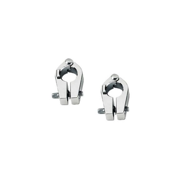"""DW DW 1/2"""" Hinged Style Memory Lock for Tube (2-Pack)"""