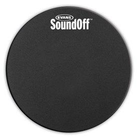 "Evans Evans SoundOff 12"" Snare/Tom Mute"
