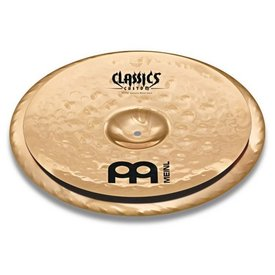 "Meinl Meinl Classics Custom Extreme Metal 16""/18"" Stack Cymbal"