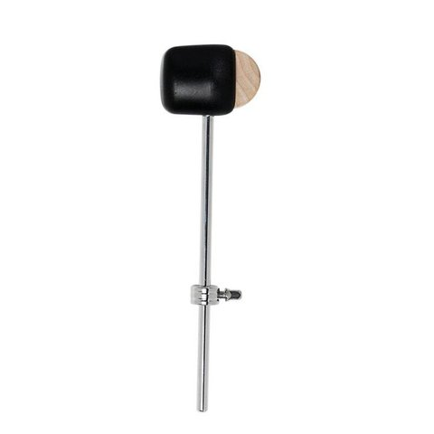 DW Two Way Bass Drum Beater; Wood/Plastic