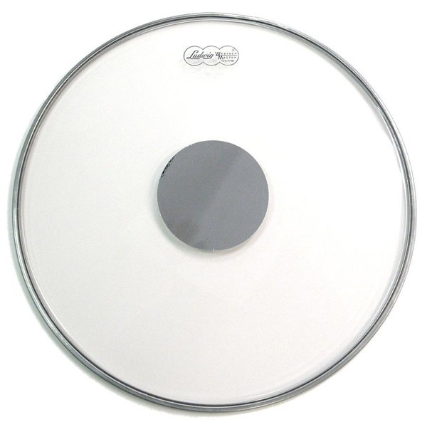 "Ludwig Ludwig Weather Master Silver Dot Heavy 8"" Batter Drumhead"