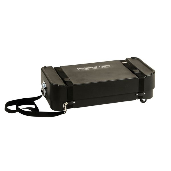 Gator Gator Molded PE Accessory Case; Super Compact w/ Removable Wheels - 30X14X12