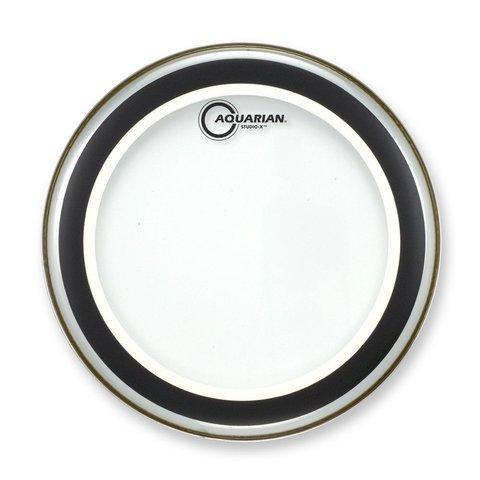 "Aquarian Studio-X Series 18"" Bass Drumhead"