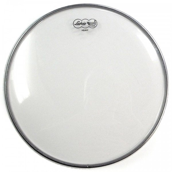 "Ludwig Ludwig Weather Master Clear Heavy 12"" Batter Drumhead"