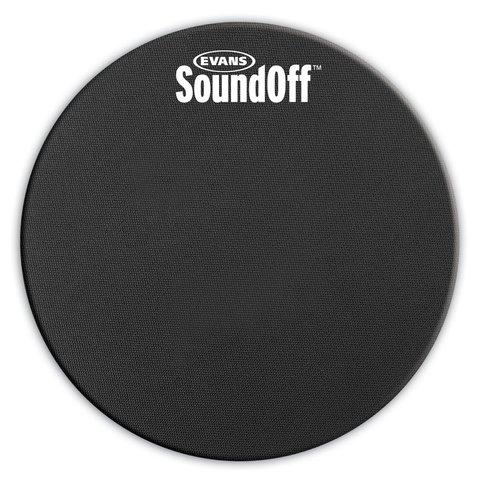 "Evans SoundOff 8"" Tom Mute"