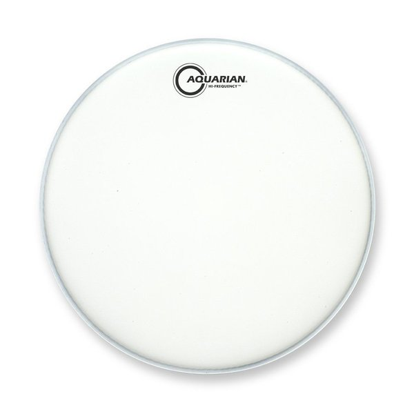"Aquarian Aquarian Hi-Frequency Series Texture Coated 10"" Drumhead"