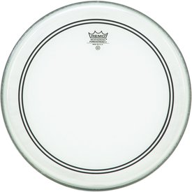 "Remo Remo Clear Powerstroke 3 8"" Diameter Batter Drumhead"