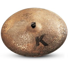 "Zildjian Zildjian 20"" K Custom Left Side Ride w/3 Rivets"