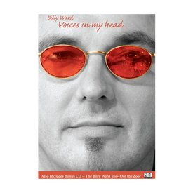 Alfred Publishing Billy Ward: Voices In My Head DVD and CD