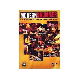 Alfred Publishing Modern Drummer Festival 1998 DVD