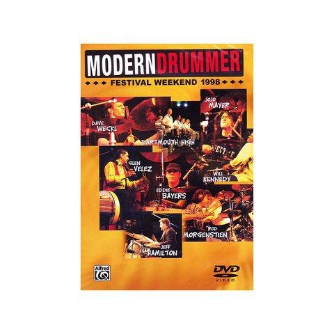 Modern Drummer Festival 1998 DVD