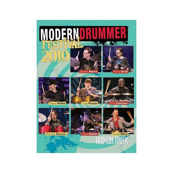 Hal Leonard Modern Drummer Festival 2010 DVD